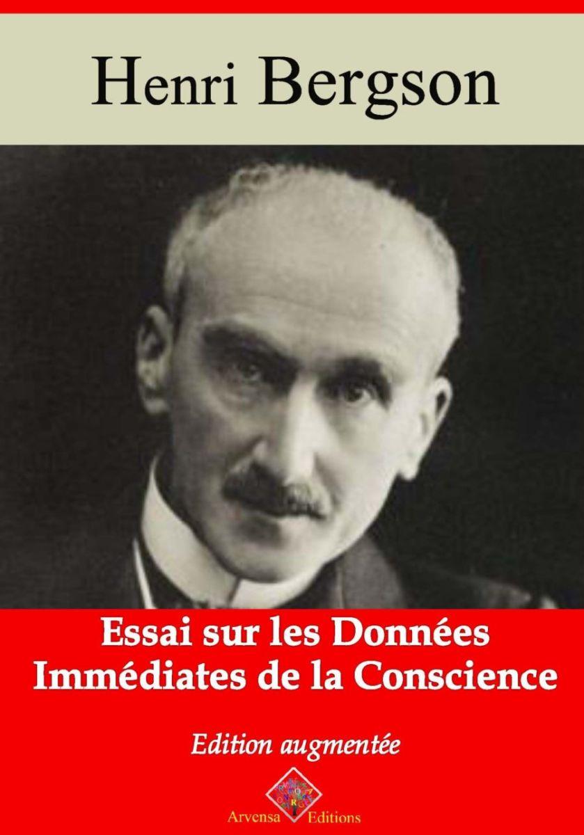 Essai sur les données immédiates de la conscience (Henri Bergson) | Ebook epub, pdf, Kindle