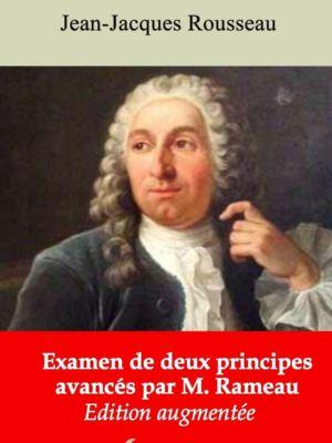 Examen de deux principes avancés par M. Rameau (Jean-Jacques Rousseau) | Ebook epub, pdf, Kindle