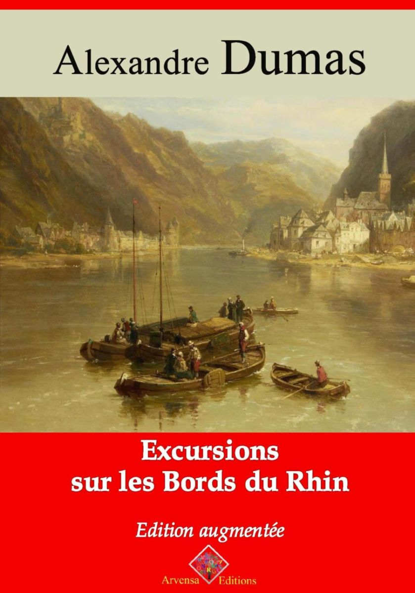 Excursions sur les bords du Rhin (Alexandre Dumas) | Ebook epub, pdf, Kindle