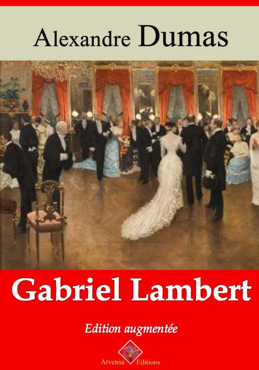Gabriel Lambert (Alexandre Dumas) | Ebook epub, pdf, Kindle