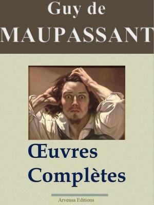 Guy de Maupassant oeuvres complètes ebook epub pdf kindle