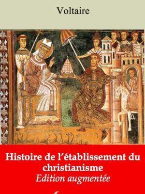 Histoire de l'établissement du christianisme (Voltaire) | Ebook epub, pdf, Kindle