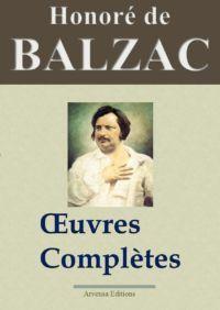 Honoré de Balzac oeuvres complètes ebook epub pdf kindle