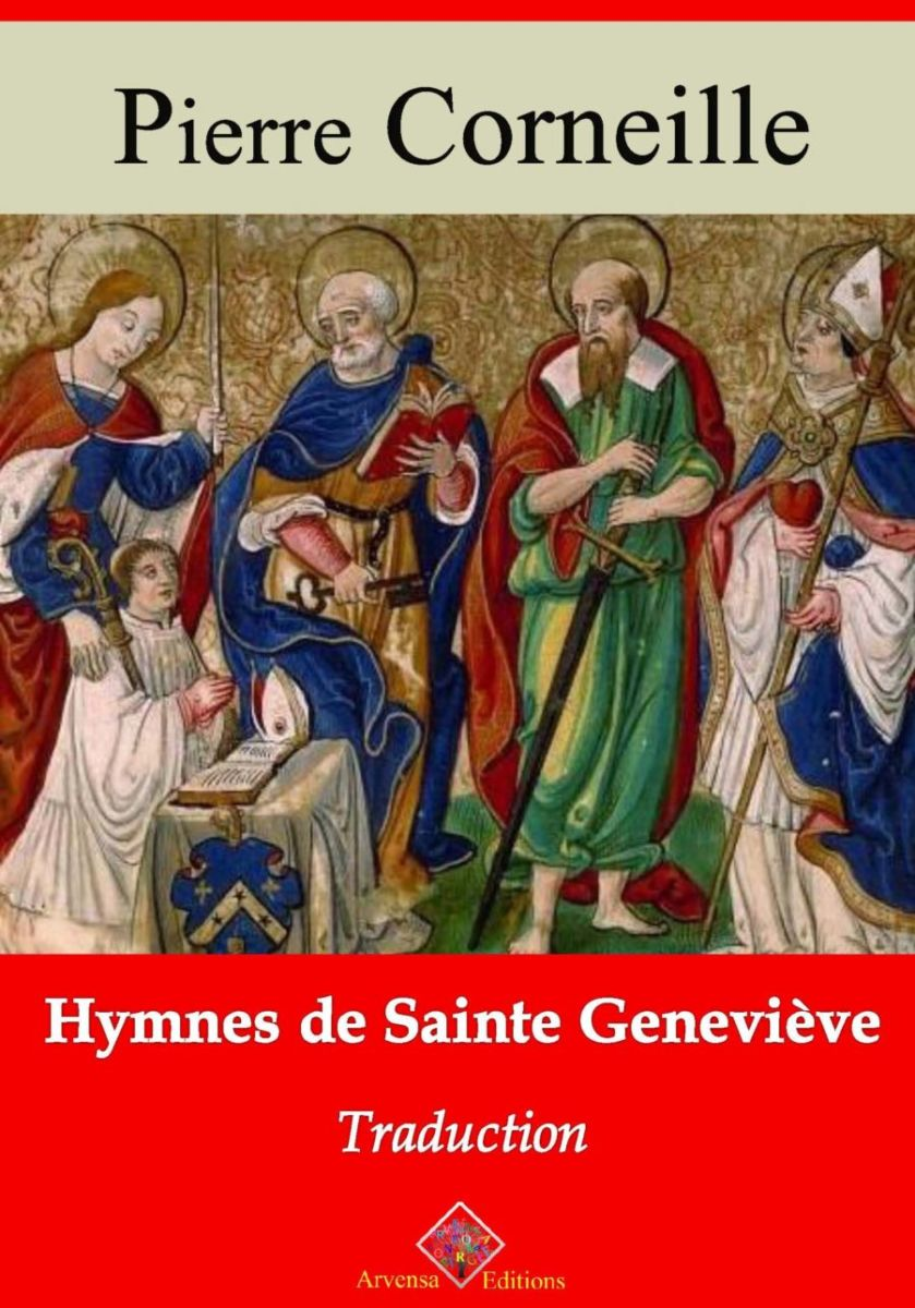 Hymnes de sainte Geneviève (Corneille) | Ebook epub, pdf, Kindle