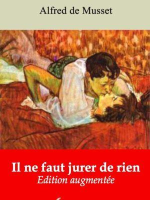 Il ne faut jurer de rien (Alfred de Musset) | Ebook epub, pdf, Kindle