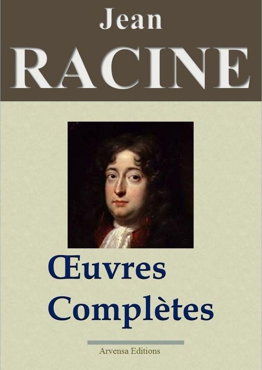 Jean Racine oeuvres complètes ebook epub pdf kindle