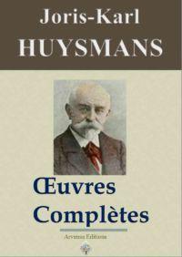 Huysmans oeuvres complètes ebook epub pdf kindle