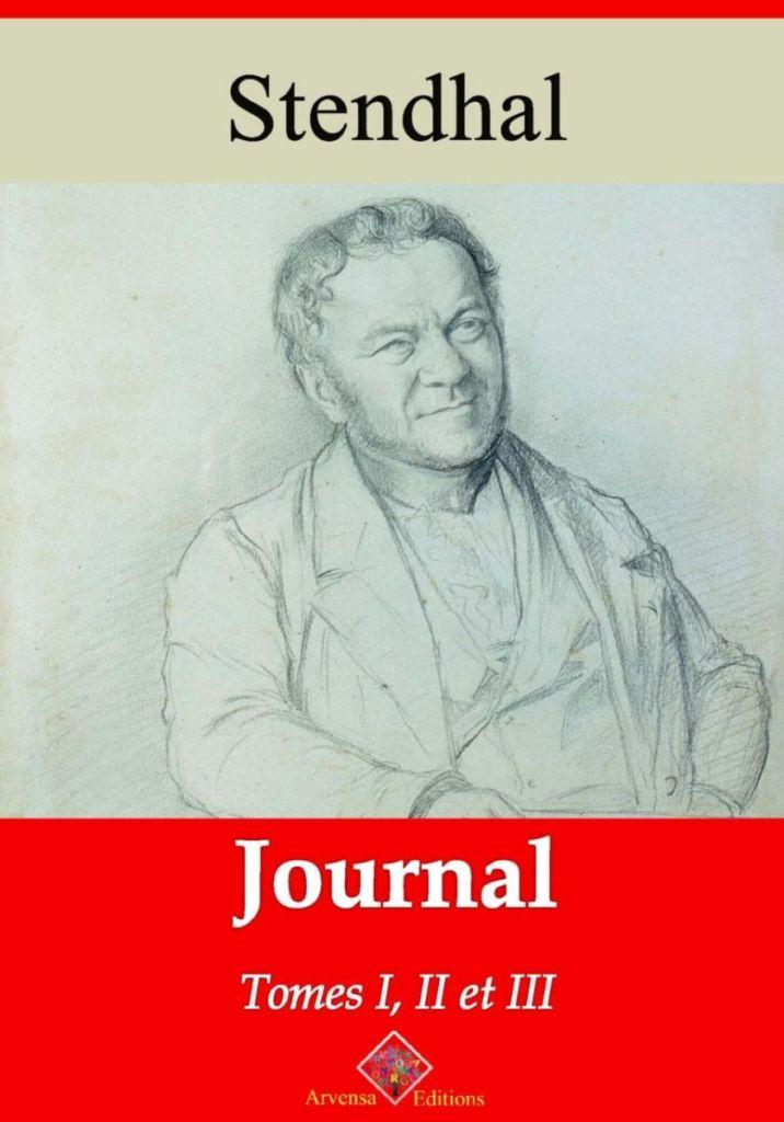 Journal tome I, II et III (Stendhal)   Ebook epub, pdf, Kindle