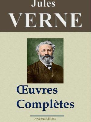 Jules Verne oeuvres complètes ebook epub pdf kindle