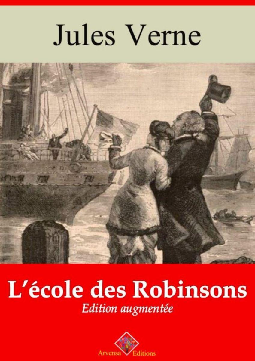 L'École des Robinsons (Jules Verne) | Ebook epub, pdf, Kindle