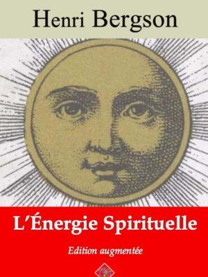 L'Énergie spirituelle (Henri Bergson)   Ebook epub, pdf, Kindle