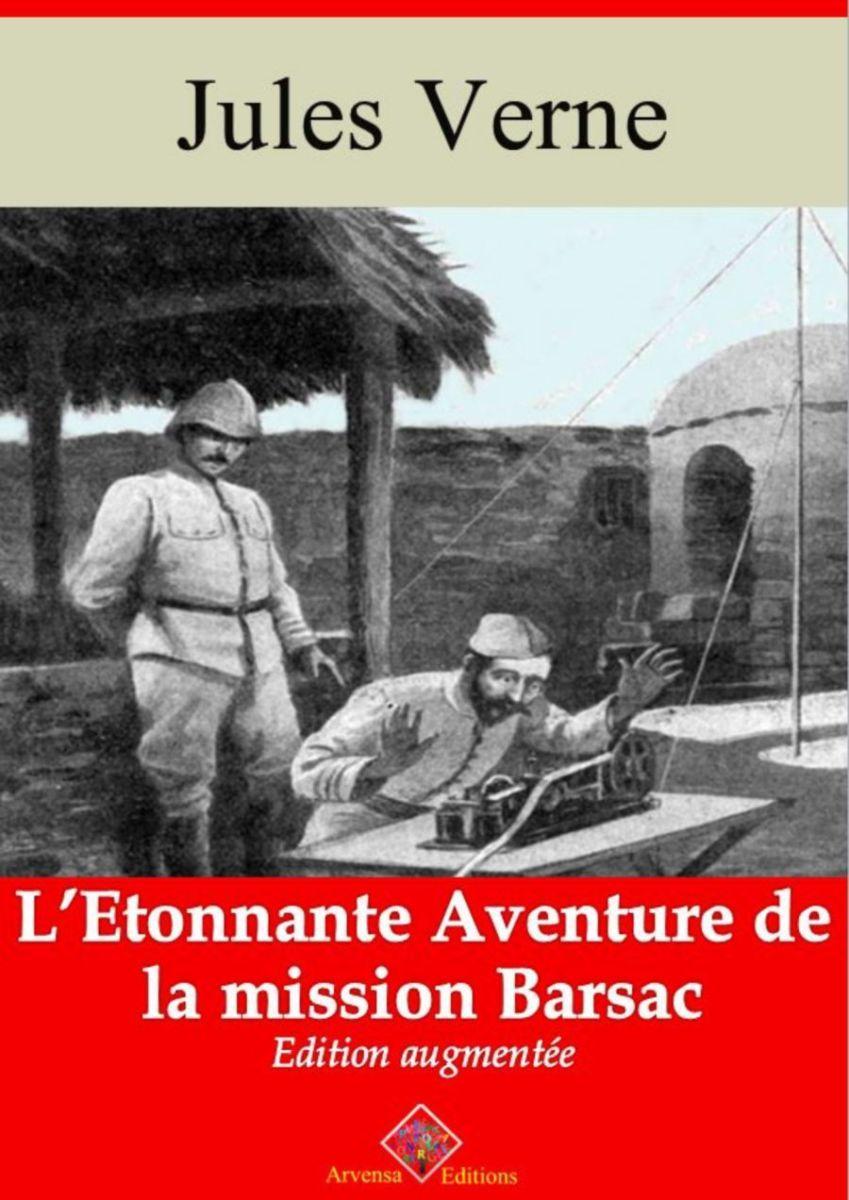 L'Étonnante aventure de la mission Barsac (Jules Verne) | Ebook epub, pdf, Kindle