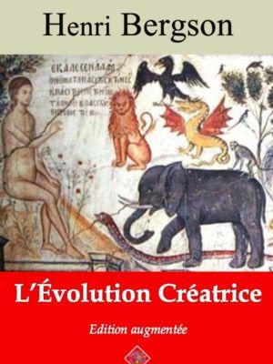 L'Évolution créatrice (Henri Bergson)   Ebook epub, pdf, Kindle