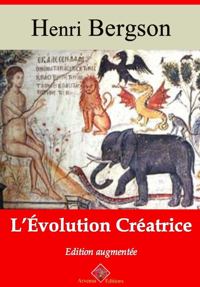 L'Évolution créatrice (Henri Bergson) | Ebook epub, pdf, Kindle