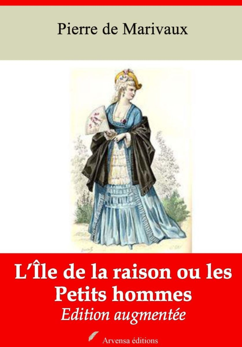 L'Île de la raison ou les Petits hommes (Marivaux) | Ebook epub, pdf, Kindle