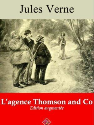 L'agence Thomson and Co (Jules Verne)   Ebook epub, pdf, Kindle