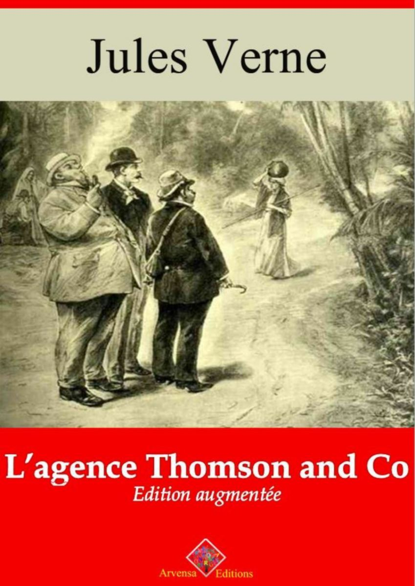 L'agence Thomson and Co (Jules Verne) | Ebook epub, pdf, Kindle