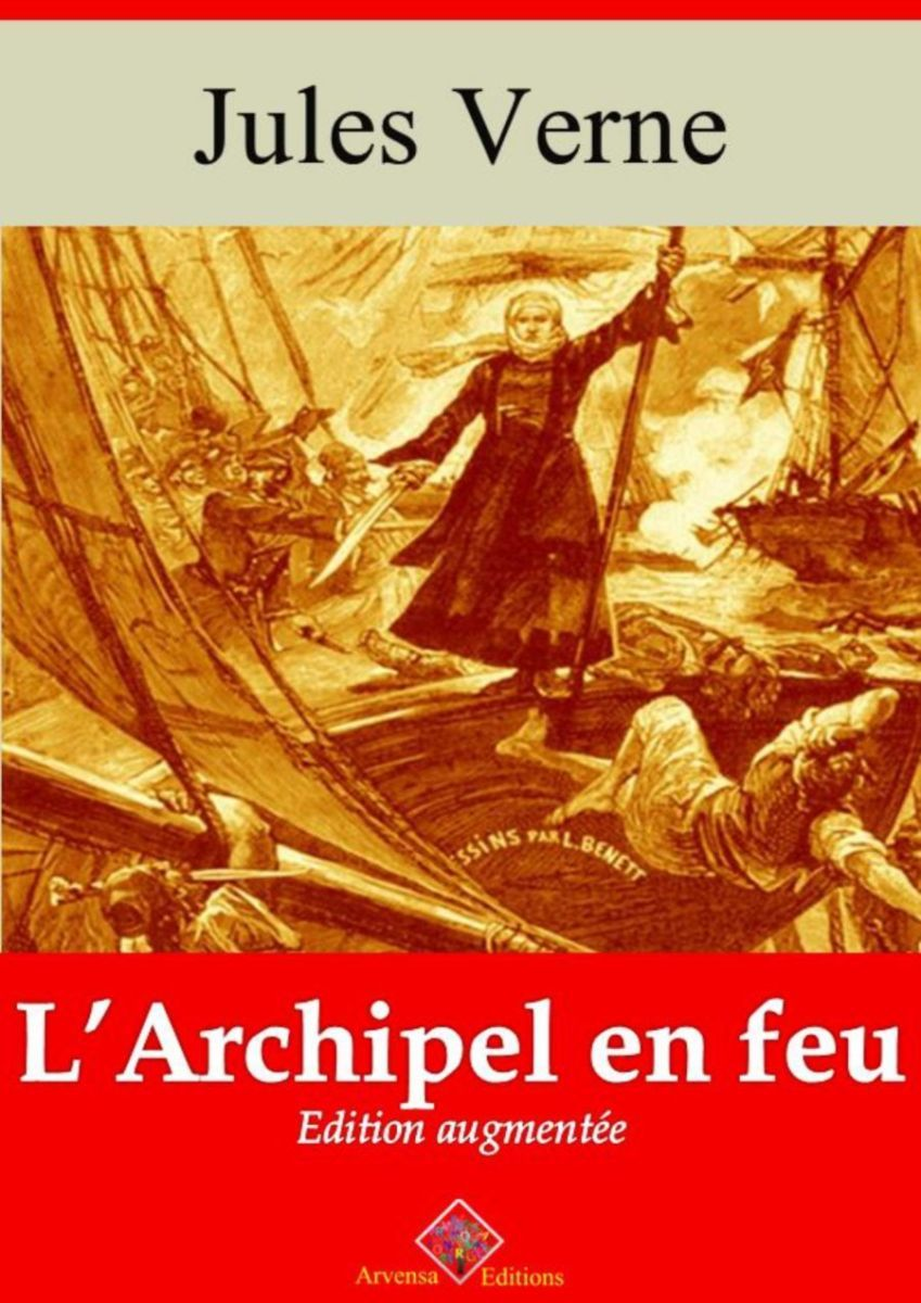 L'Archipel en feu (Jules Verne) | Ebook epub, pdf, Kindle
