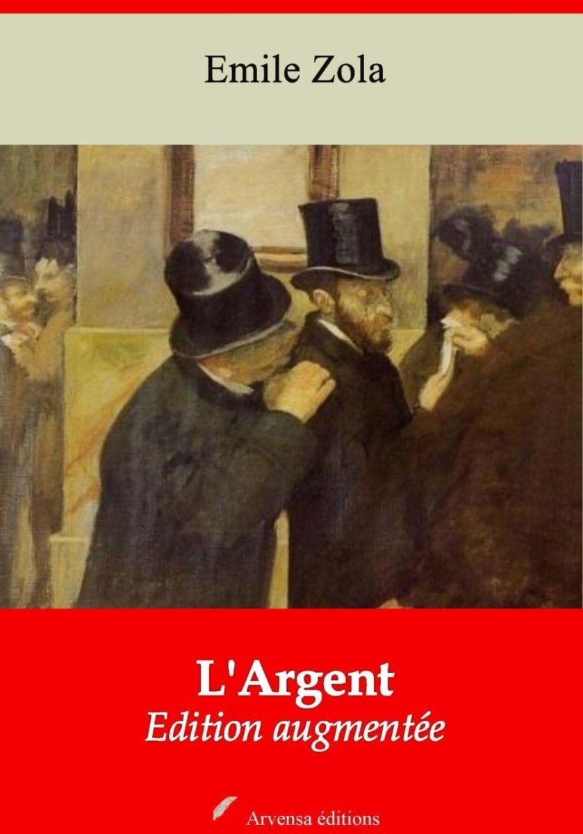 L'Argent (Emile Zola)   Ebook epub, pdf, Kindle
