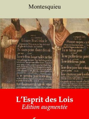 L'Esprit des Lois (Montesquieu) | Ebook epub, pdf, Kindle