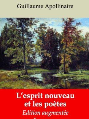 L'Esprit nouveau et les poètes (Guillaume Apollinaire)   Ebook epub, pdf, Kindle