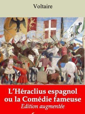L'Héraclius espagnol ou la Comédie fameuse (Voltaire) | Ebook epub, pdf, Kindle