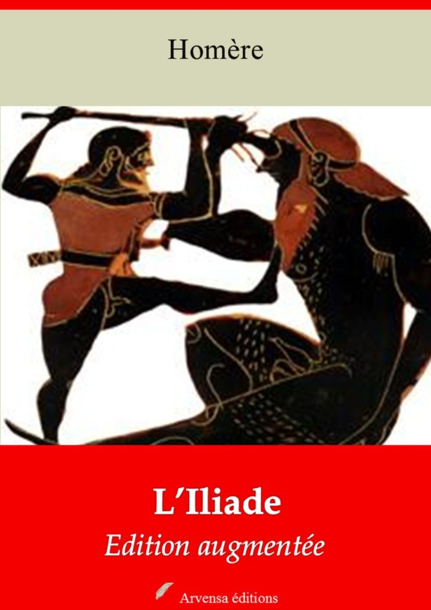 L'Iliade (Homère) | Ebook epub, pdf, Kindle