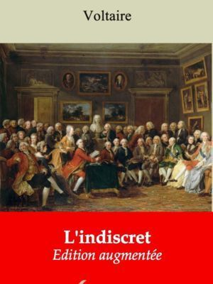 L'indiscret (Voltaire) | Ebook epub, pdf, Kindle
