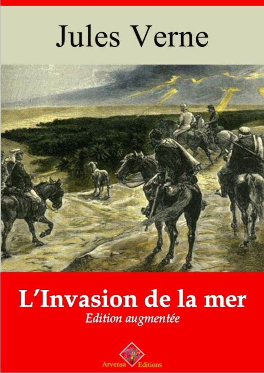 L'Invasion de la mer (Jules Verne) | Ebook epub, pdf, Kindle