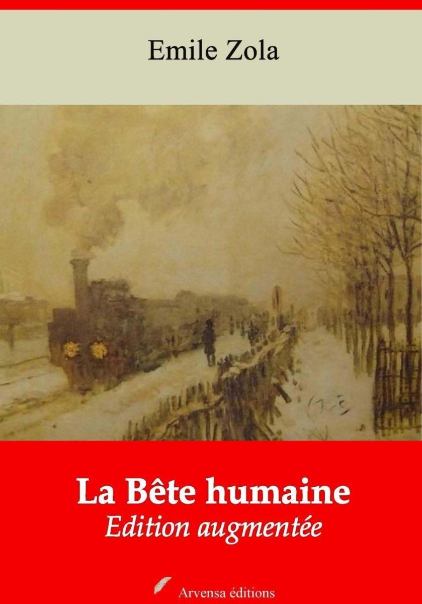 La Bête humaine (Emile Zola)   Ebook epub, pdf, Kindle