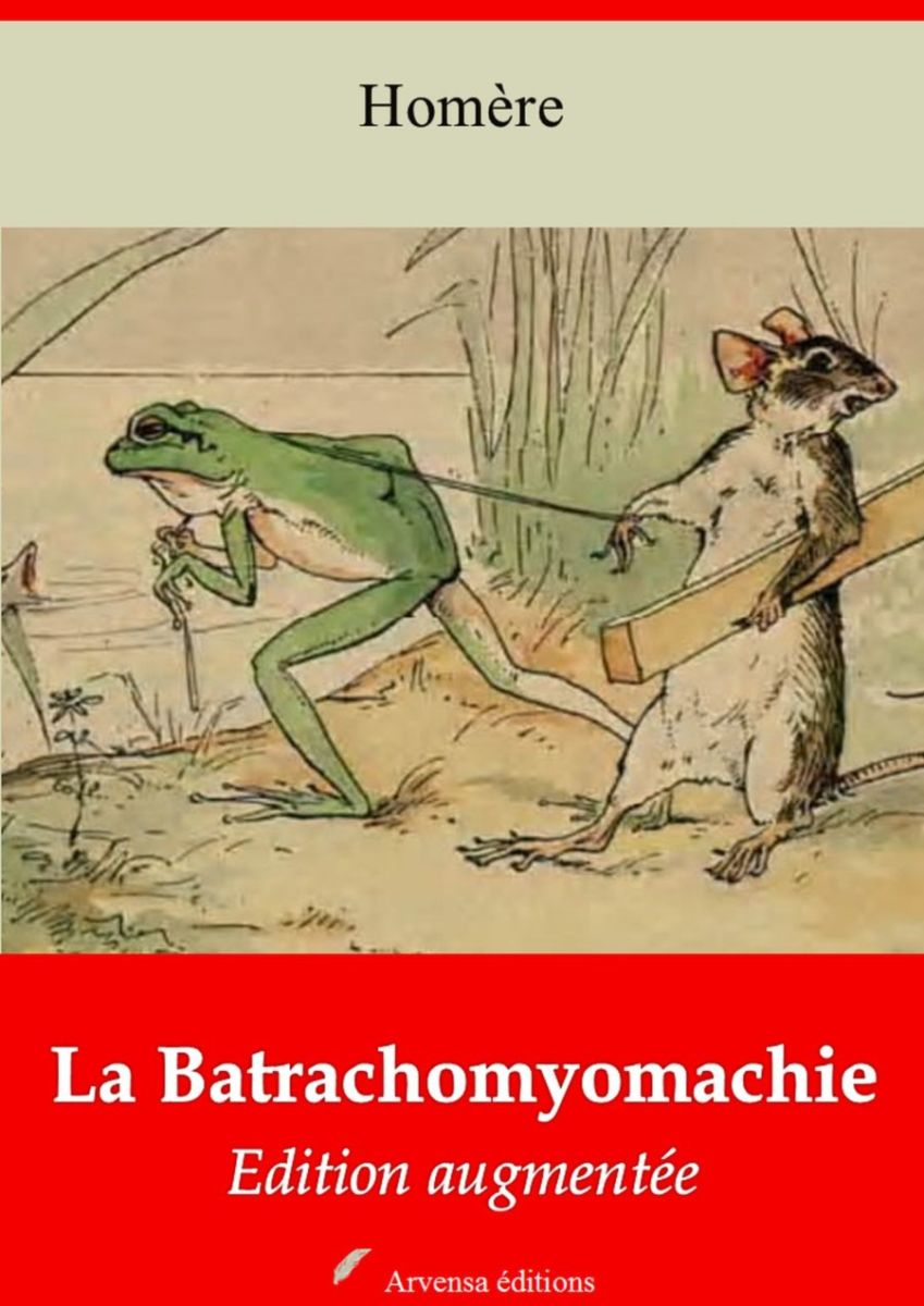 La Batrachomyomachie (Homère) | Ebook epub, pdf, Kindle