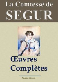 La Comtesse de Ségur oeuvres complètes ebook epub pdf kindle