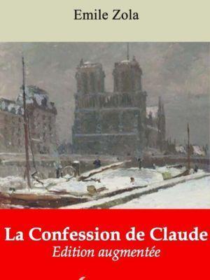 La Confession de Claude (Emile Zola) | Ebook epub, pdf, Kindle