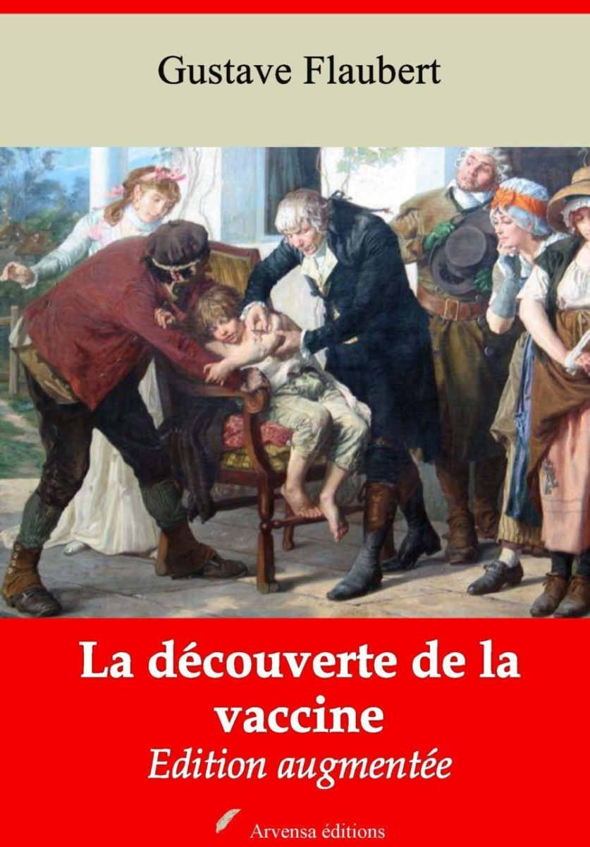 La découverte de la vaccine (Gustave Flaubert) | Ebook epub, pdf, Kindle