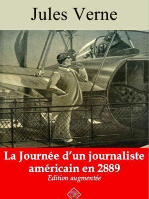 La Journée d'un journaliste américain en 2889 (Jules Verne) | Ebook epub, pdf, Kindle