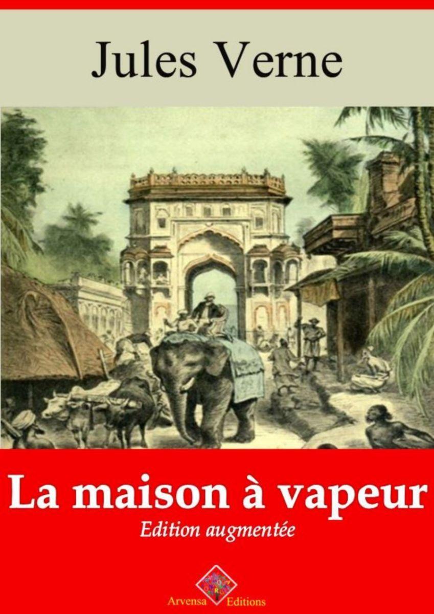La maison à vapeur (Jules Verne) | Ebook epub, pdf, Kindle