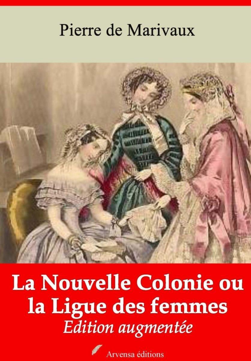 La Nouvelle Colonie ou la Ligue des femmes (Marivaux) | Ebook epub, pdf, Kindle