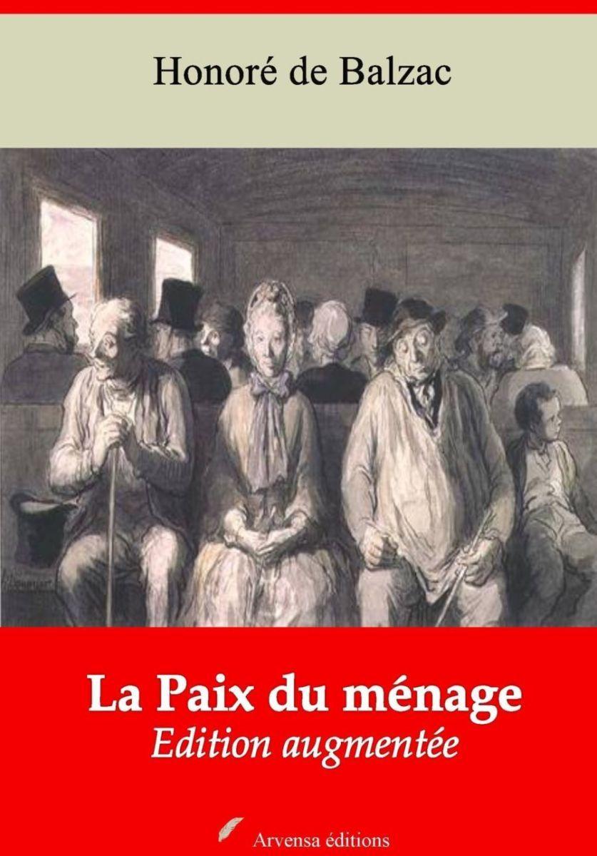 La Paix du ménage (Honoré de Balzac) | Ebook epub, pdf, Kindle