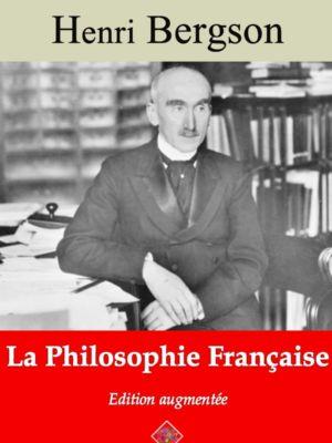 La philosophie française (Henri Bergson)   Ebook epub, pdf, Kindle