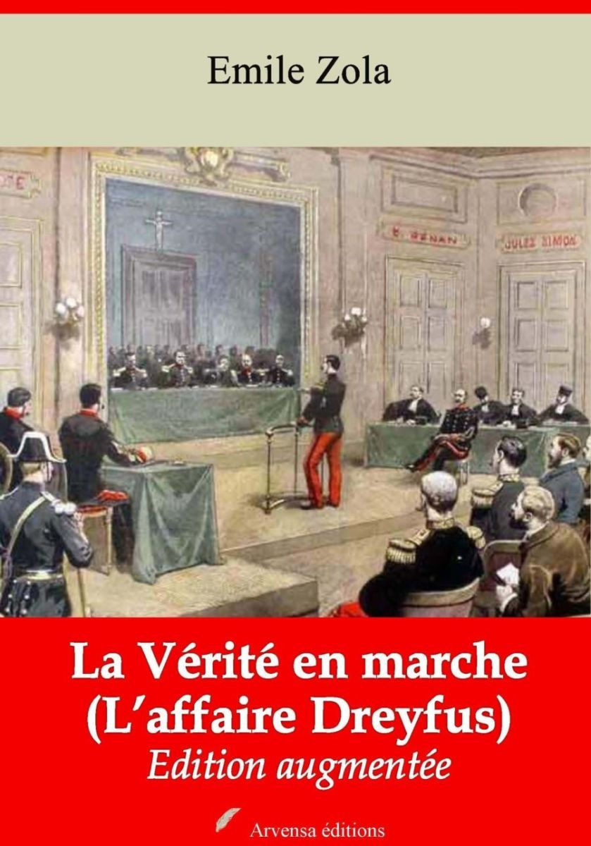 La Vérité en marche (L'affaire Dreyfus) (Emile Zola) | Ebook epub, pdf, Kindle