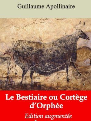 Le bestiaire ou cortège d'Orphée (Guillaume Apollinaire) | Ebook epub, pdf, Kindle
