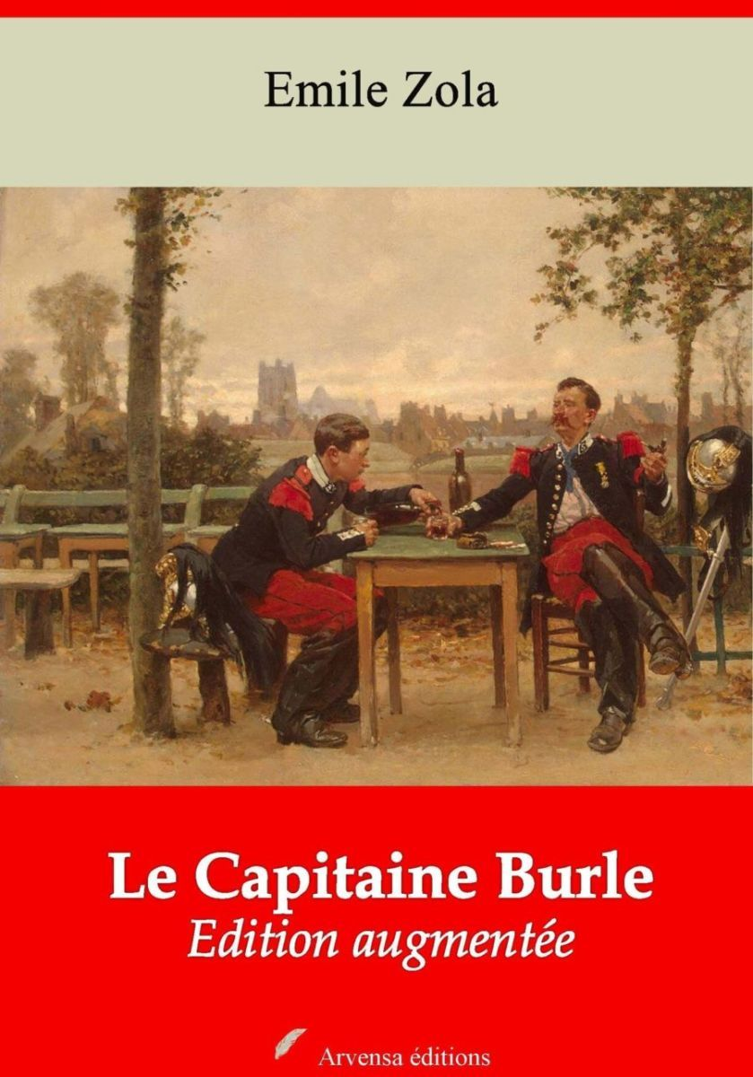 Le Capitaine Burle (Emile Zola) | Ebook epub, pdf, Kindle