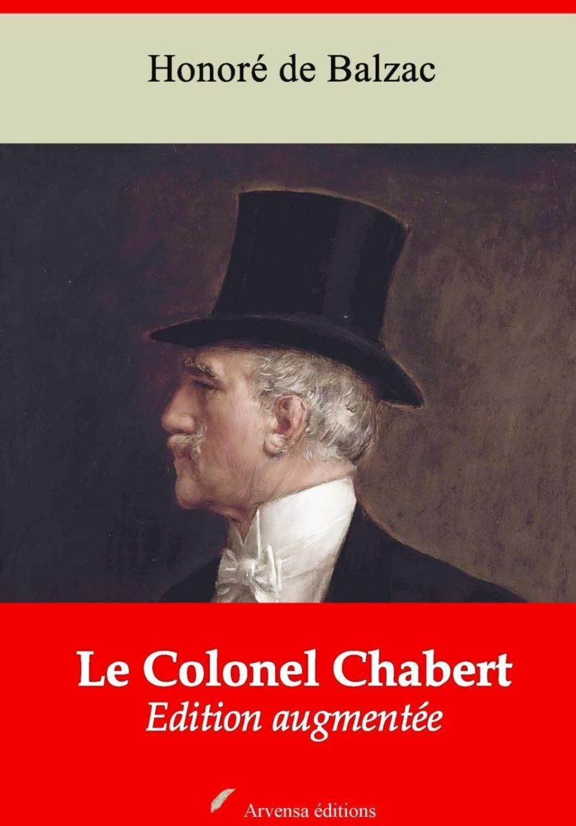 Le Colonel Chabert (Honoré de Balzac) | Ebook epub, pdf, Kindle