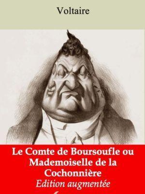 Le Comte de Boursoufle ou Mademoiselle de la Cochonnière (Voltaire) | Ebook epub, pdf, Kindle