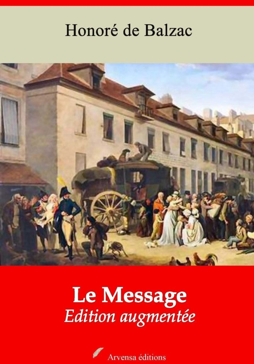 Le Message (Honoré de Balzac) | Ebook epub, pdf, Kindle