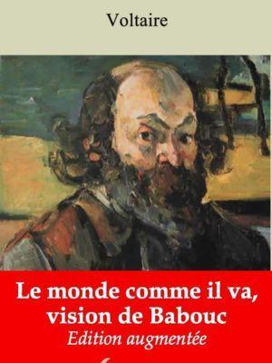 Le monde comme il va, vision de Babouc (Voltaire) | Ebook epub, pdf, Kindle