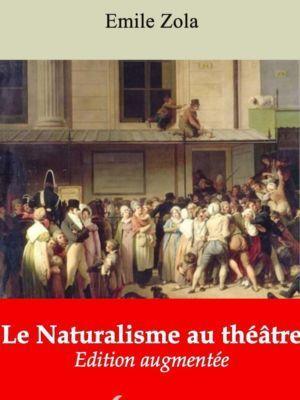 Le Naturalisme au théâtre (Emile Zola) | Ebook epub, pdf, Kindle
