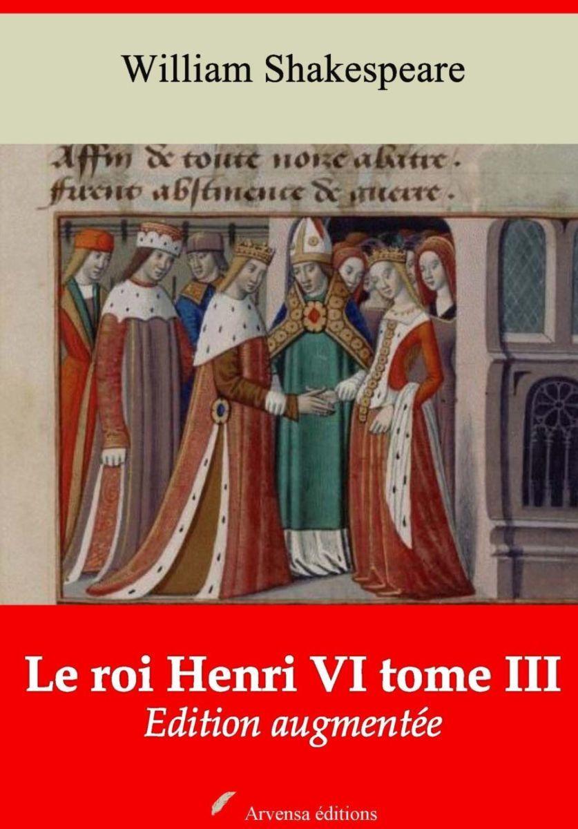 Le roi Henri VI tome III (William Shakespeare) | Ebook epub, pdf, Kindle
