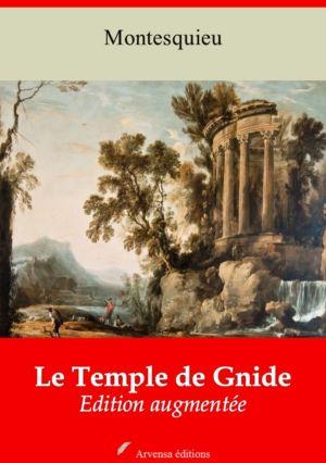 Le Temple de Gnide et temple de Gnide mis en vers (Montesquieu) | Ebook epub, pdf, Kindle