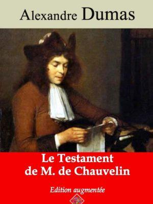 Le testament de M. de Chauvelin (Alexandre Dumas) | Ebook epub, pdf, Kindle